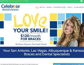 Pro Abc customer - Celebrate Dental & Braces
