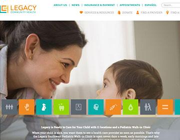 Pro Abc customer - Legacy Community Health